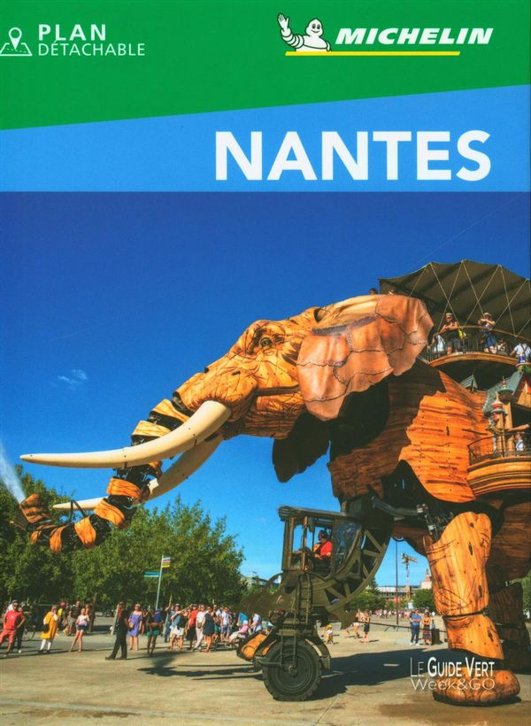 Nantes - Guide Vert Week-end