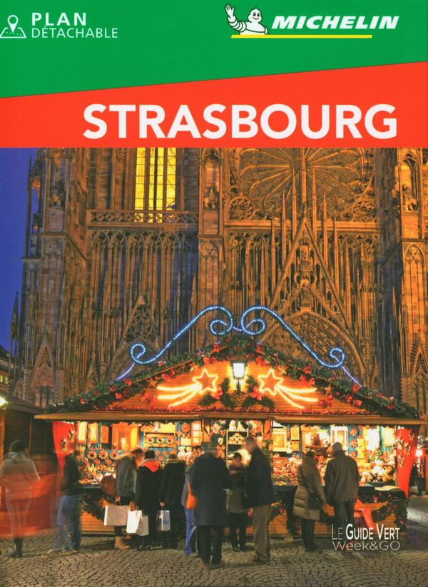 Strasbourg - Guide Vert Week-end