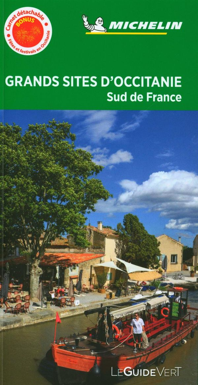 Grands sites de d'Occitanie - Guide Vert