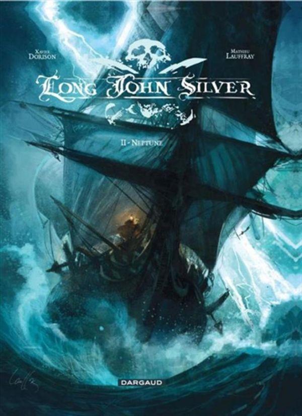 Long John Silver 02 : Neptune