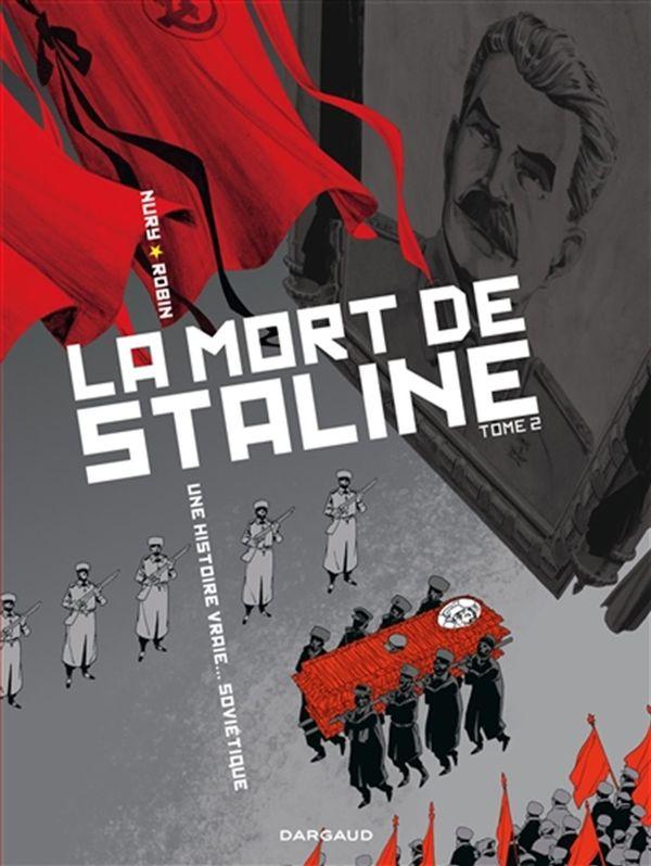 La mort de Staline 02 : Funérailles