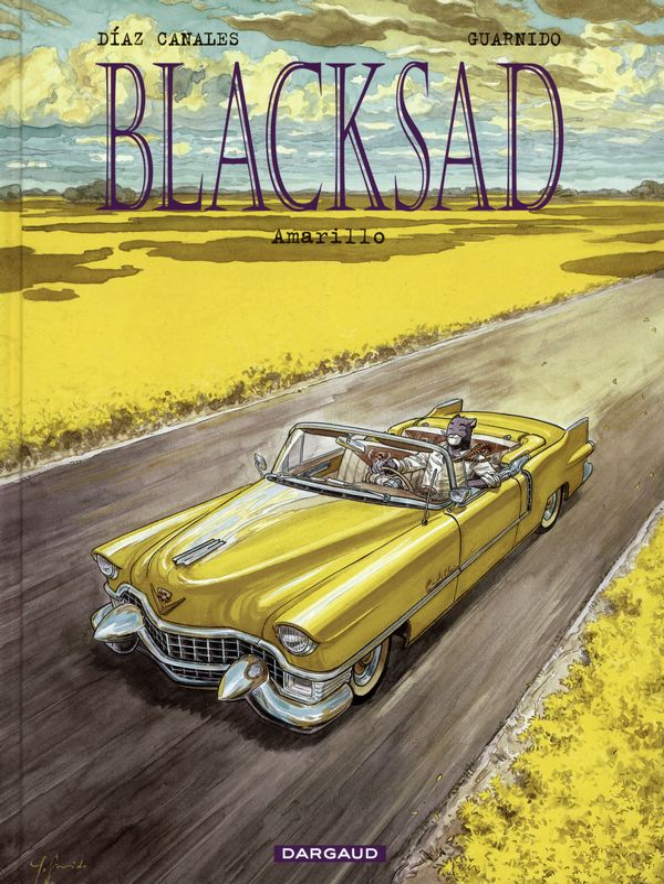 Blacksad 05 : Amarillo