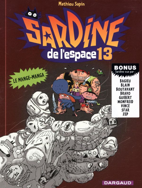 Sardine de l'espace 13