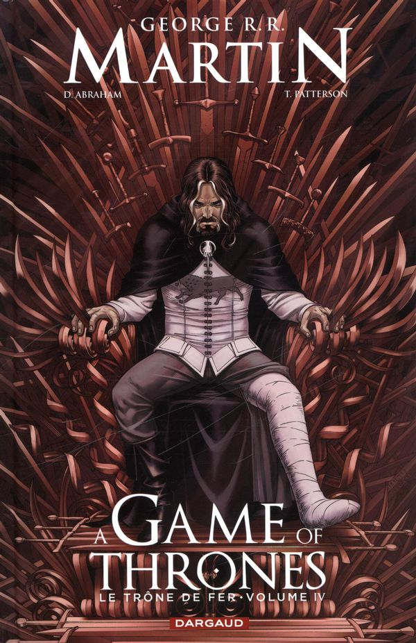 A Game of Thrones 04 : Le trône de fer