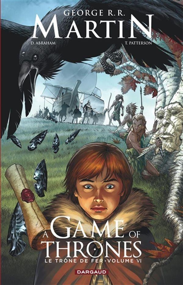 A game of Thrones 06 : Le trône de fer
