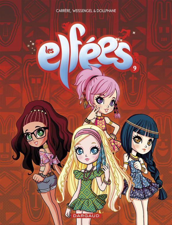Les elfées : 09