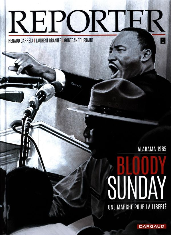 Reporter 01 : Bloody sunday