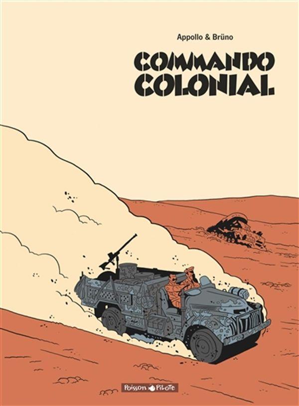 Commando Colonial intégrale