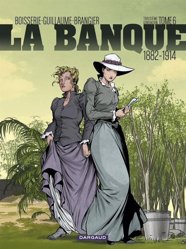 La banque Cycle 3 -  06 : 1882-1914