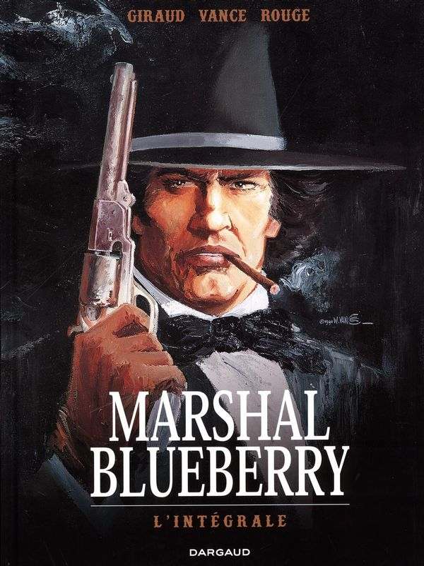 Marshal Blueberry L'intégrale