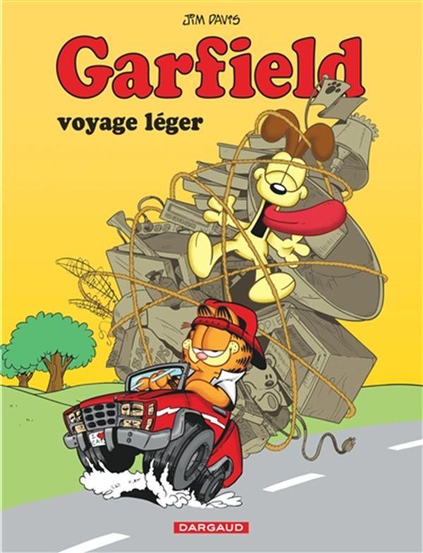 Garfield 67 : Voyage léger