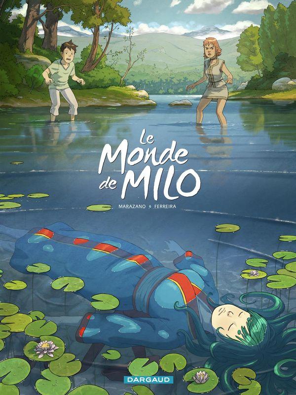 Le Monde de Milo 05 : La fille des nuages 1/2