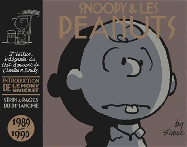 Snoopy et Les Peanuts 20  L'intégrale 1989-1990