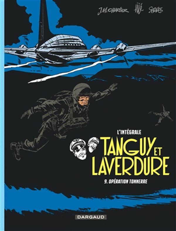 Tanguy et Laverdure l'intégrale 09 : Opération tonnerre