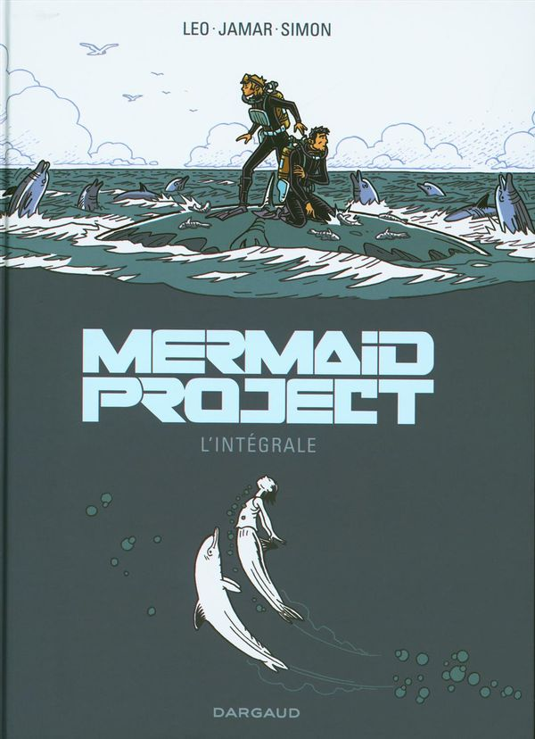 Mermaid project intégrale Édition N/B