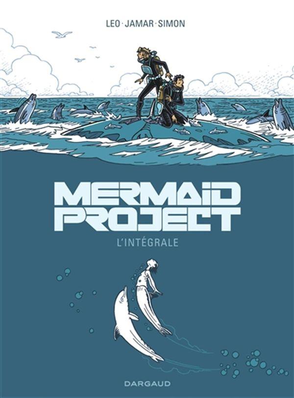 Mermaid project intégrale Édition N/B