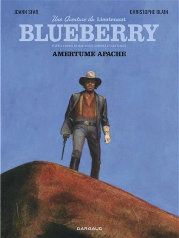 Lieutenant Blueberry 01 : Amerturme apache
