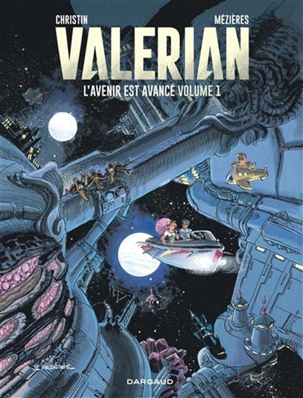Valérian - L'avenir est avancé 01
