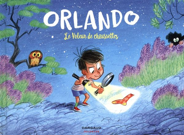 Orlando 02 : Le voleur de chaussettes