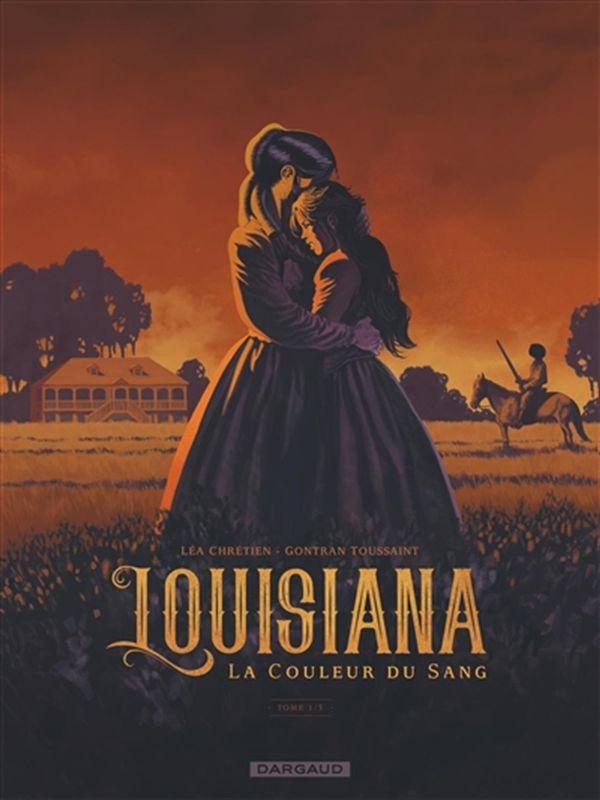Louisiana 01 : La couleur du sang