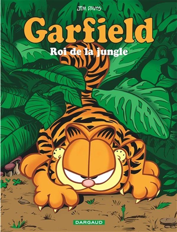 Garfield 68 : Roi de la jungle