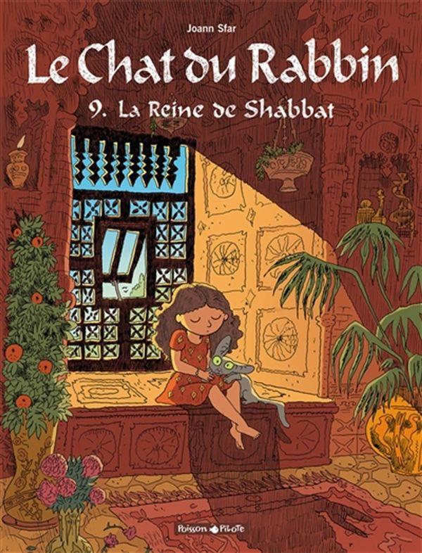 Chat du Rabbin 09  La reine de Shabbat