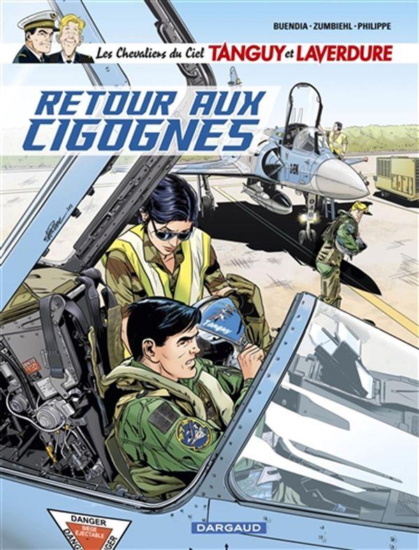 Tanguy et Laverdure 08 : Retour aux cigognes