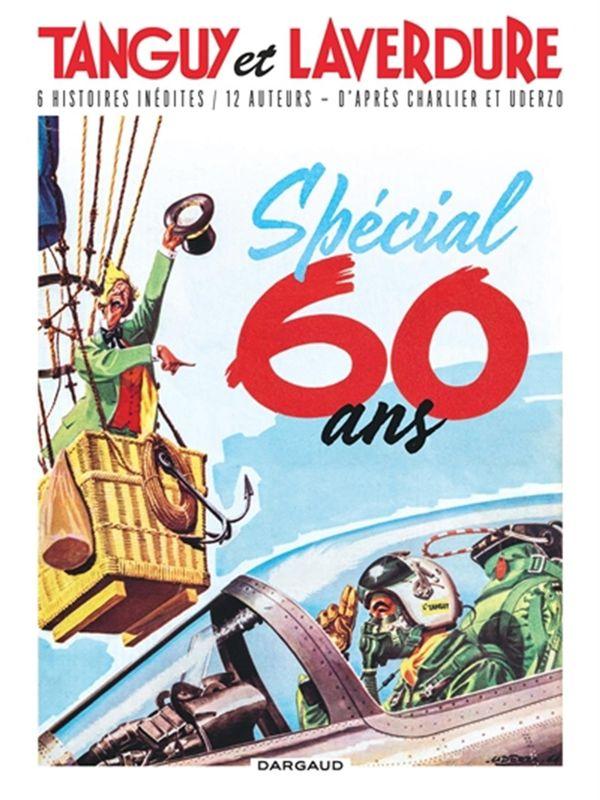 Tanguy & Laverdure anniversaire 60 ans HS