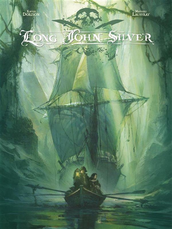Long John Silver intégrale 02