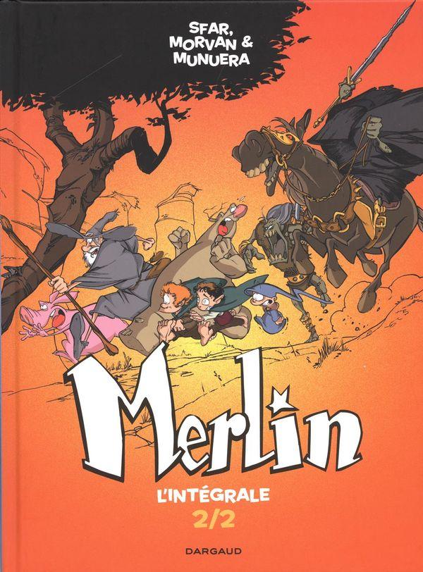 Merlin L'intégrale 02