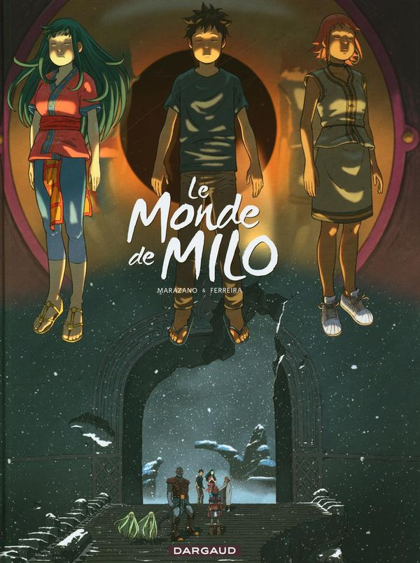 Le Monde de Milo 08