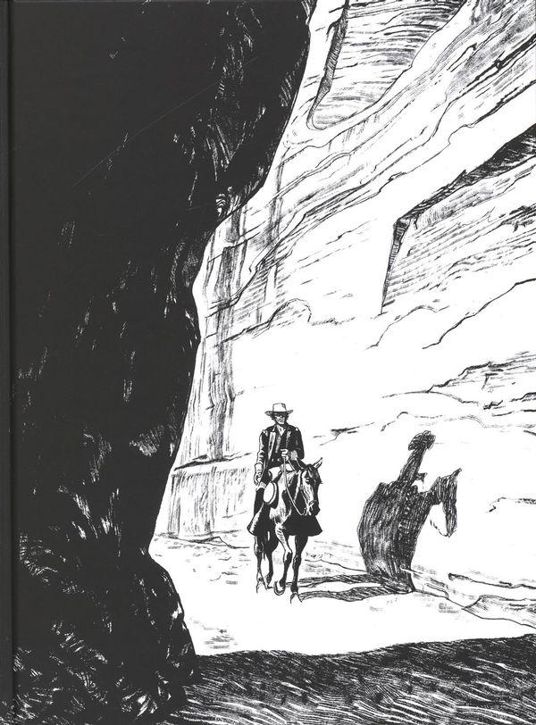 Lieutenant Blueberry 01 : Amertume apache édition N/B