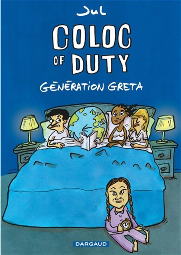 Coloc of duty : Génération Greta