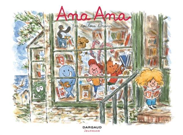 Ana Ana 15 : Les doudous libraires