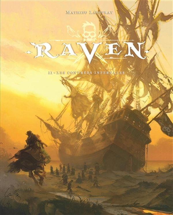 Raven 02 : Les contrées infernales - Édition de luxe