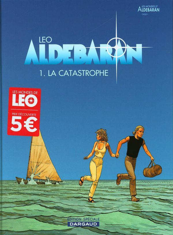 Aldébaran 01 : La catastrophe (petit prix)