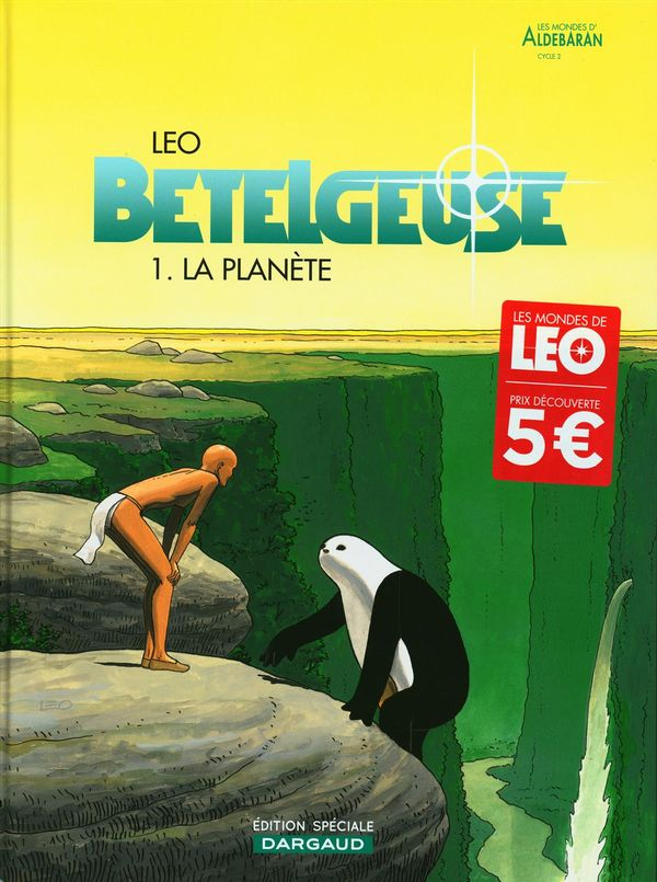 Bételgeuse 01 : La planète (petit prix)