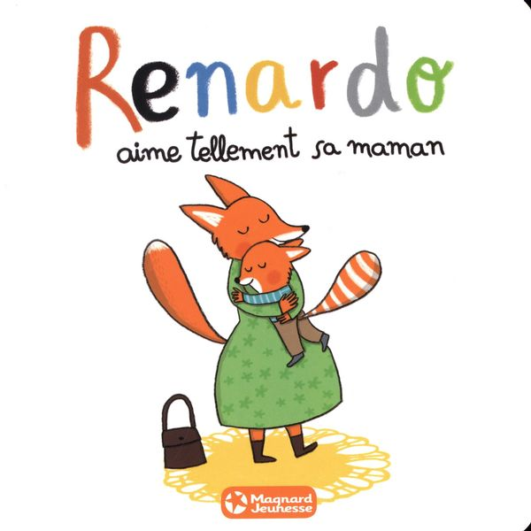 Renardo aime tellement sa maman