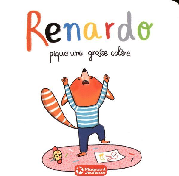 Renardo pique une grosse colère