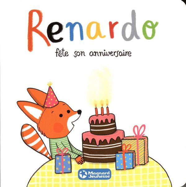 Renardo fête son anniversaire