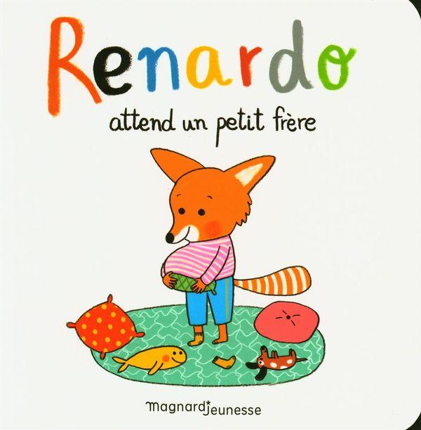 Renardo attend un petit frêre