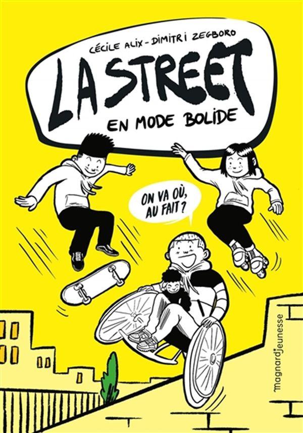 La street 01 : En mode bolide