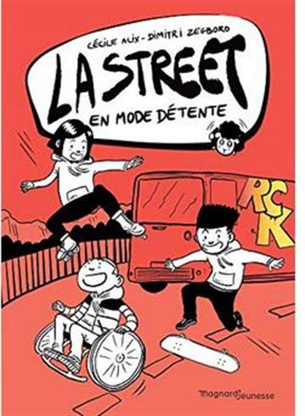 La street 03 : En mode détente