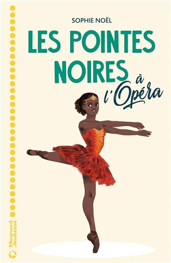Les pointes noires à l'Opéra