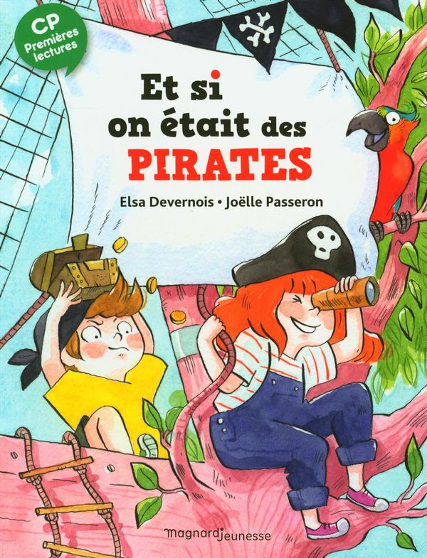 Et si on était des pirates - CP