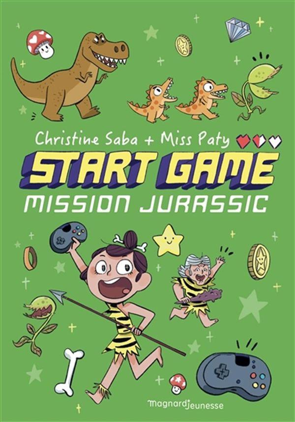 Start Game 02 : Mission Jurassic