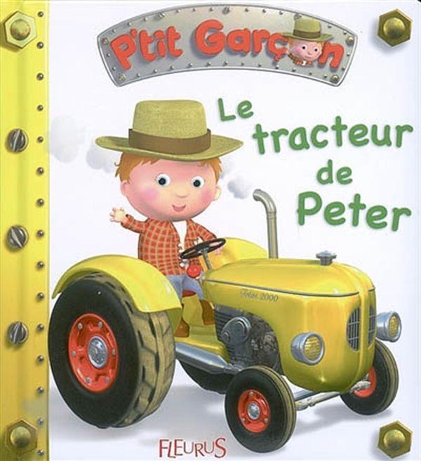 Le tracteur de Peter 8