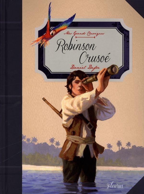 robinson crusoé rencontre vendredi