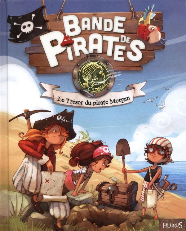 Le trésor du pirate Morgan