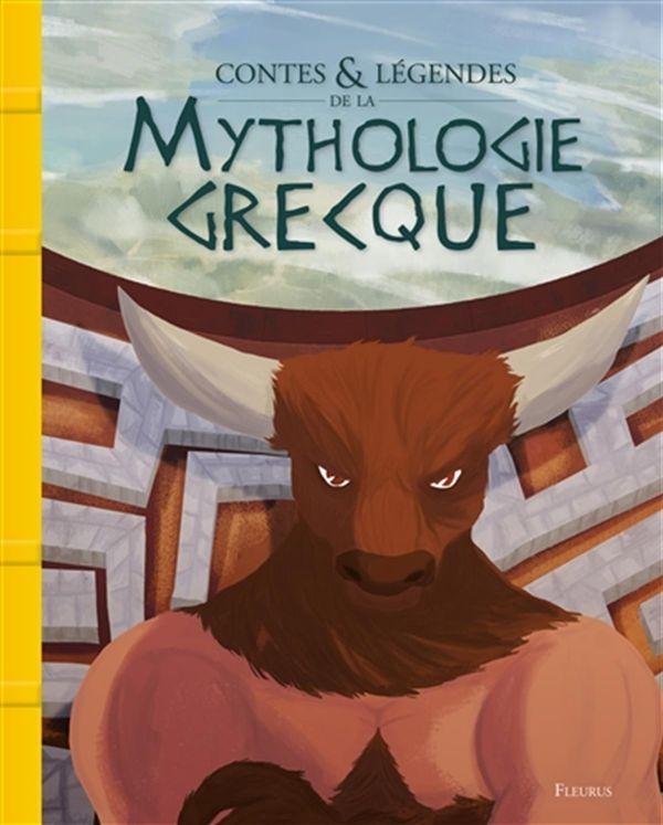 Contes & légendes de la mythologie grecque